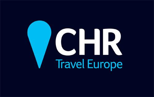 CHR Travel brand identity