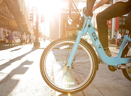 Divvy bike-share identity