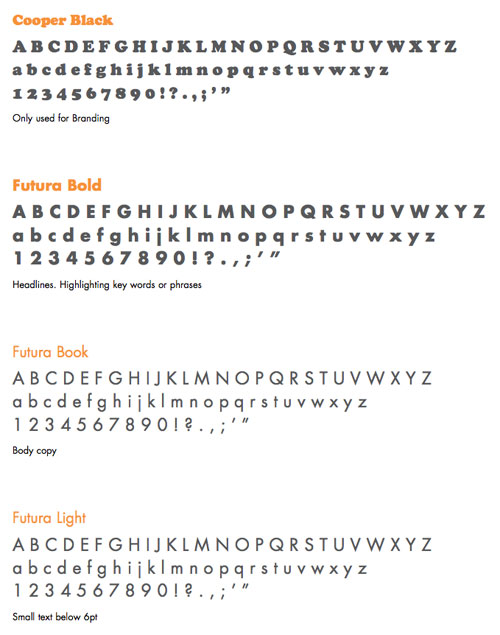 easyGroup fonts
