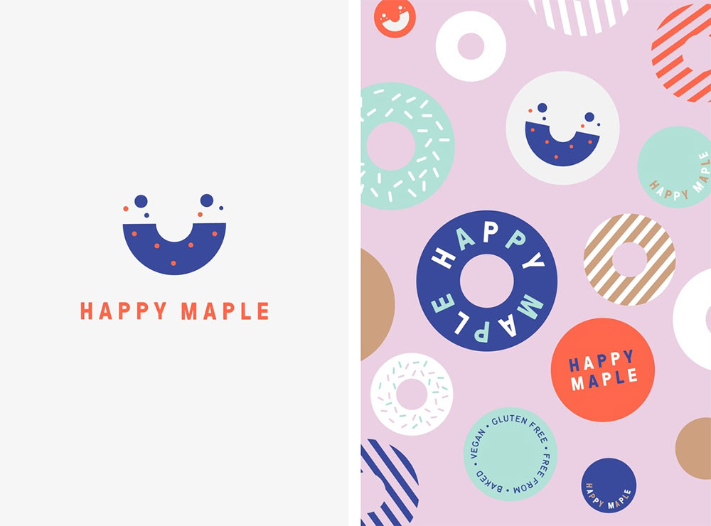 Happy Maple logo