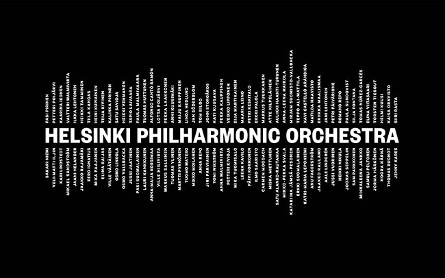 Helsinki Philharmonic Orchestra logo