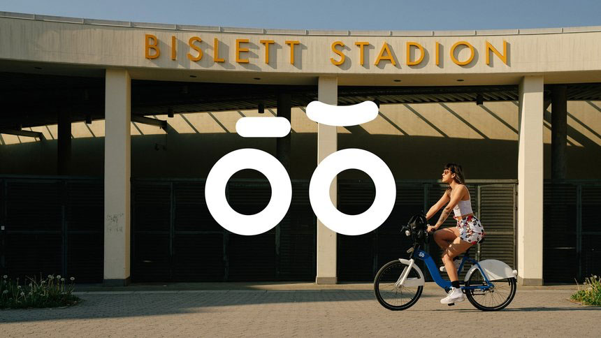 Oslo City Bike logo