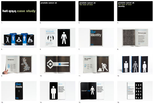 Prostate Cancer UK identity