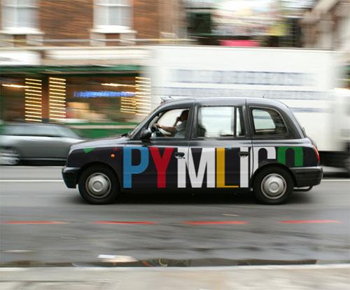 Pymlico taxi