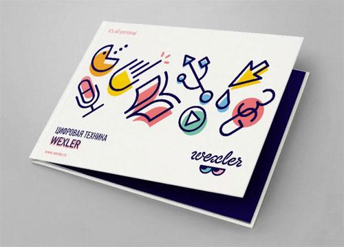 Wexler brand identity