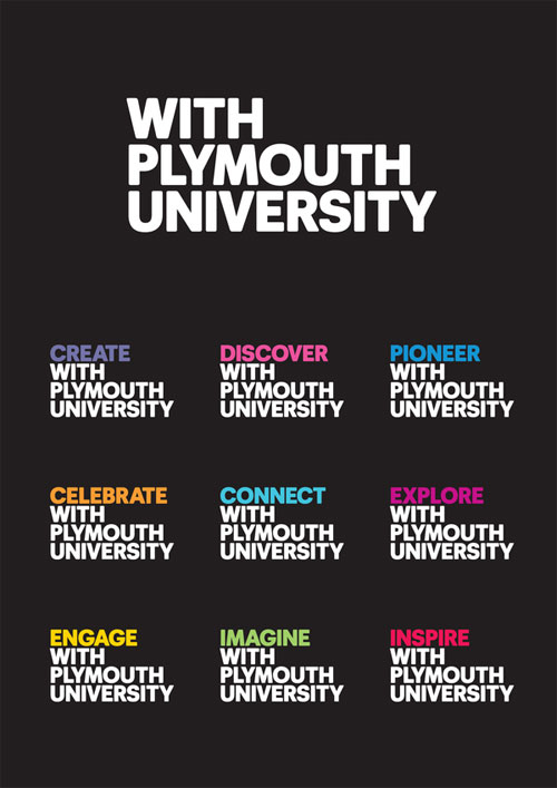 With Plymouth University