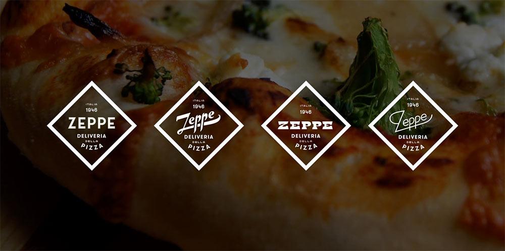Zeppe logo options