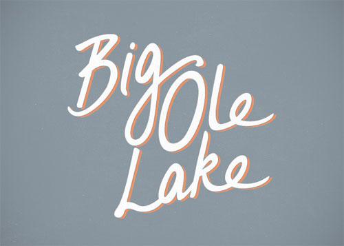 Big Ole Lake logo