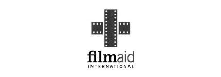 Film Aid logo design