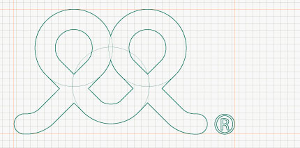 Double Knot logo design