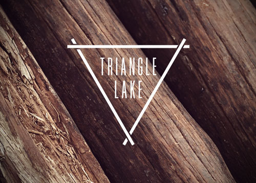 Triangle Lake logo