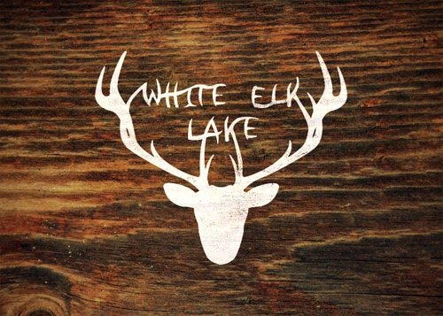 White Elk Lake logo