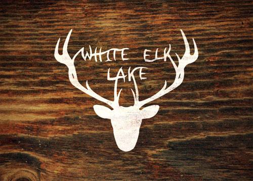 White Elk Lake logo