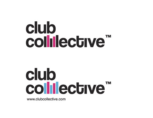 Club Collective logo colour