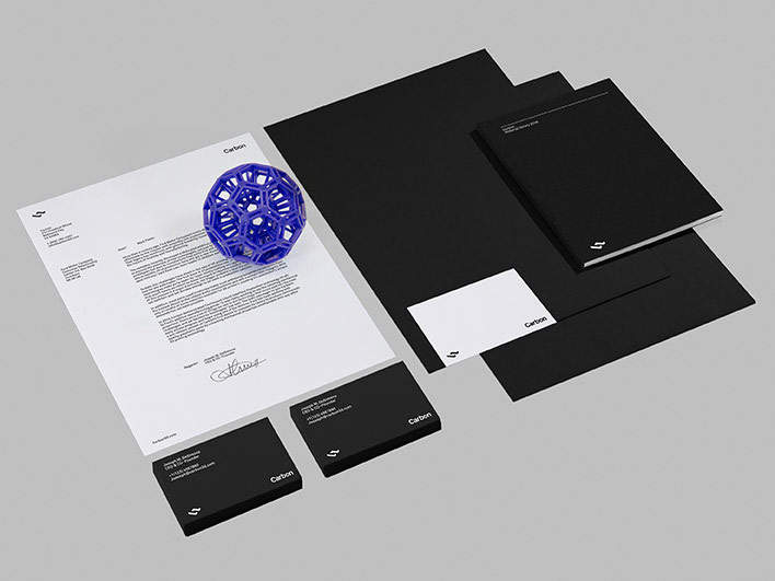 Carbon3D stationery