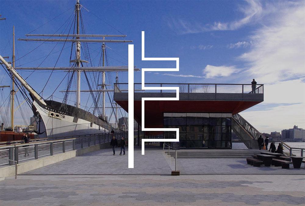East River Esplanade logo
