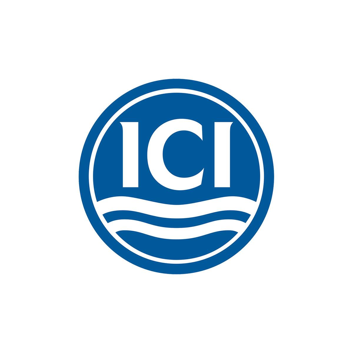 ICI logo, Design Research Unit