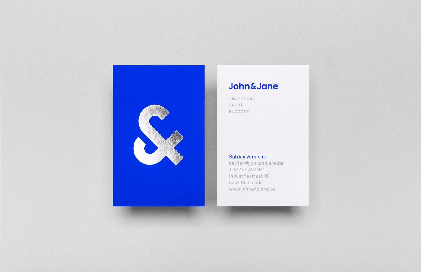 John and Jane logo