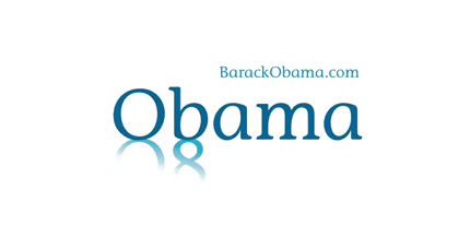 Barack Obama Logo Option 1