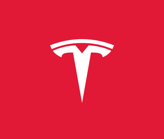 Tesla Motors Logo Logo Design Love
