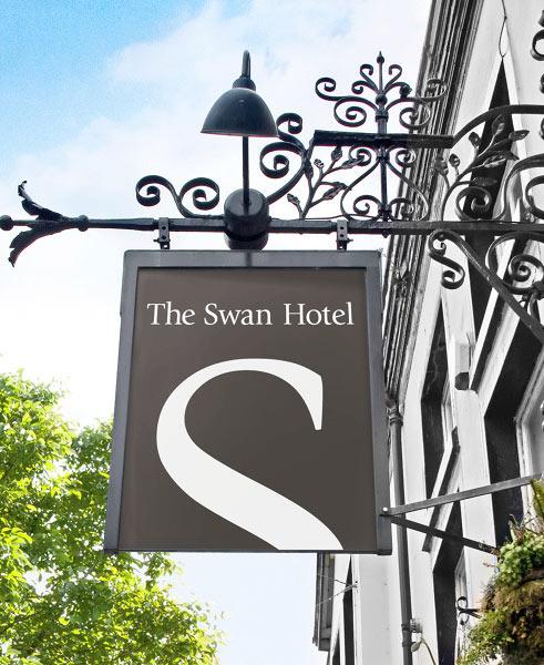 The Swan Hotel logo