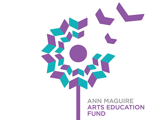 Ann Maguire Arts Education Fund logo