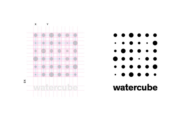 Watercube logo