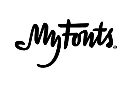 MyFonts logo design