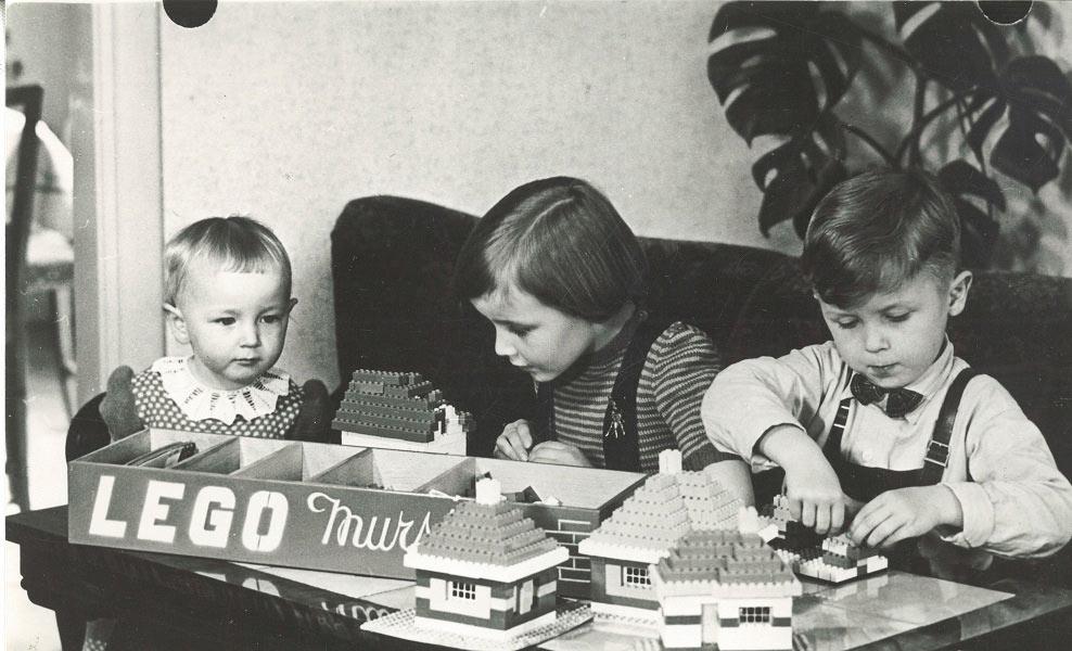 Kjeld Kirk Kristiansen, 1953