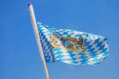 Baviera bandera