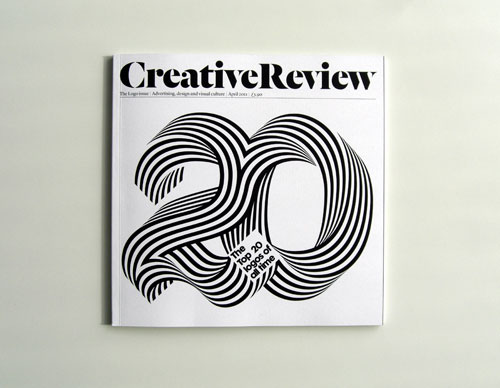 Creative Review logo issue