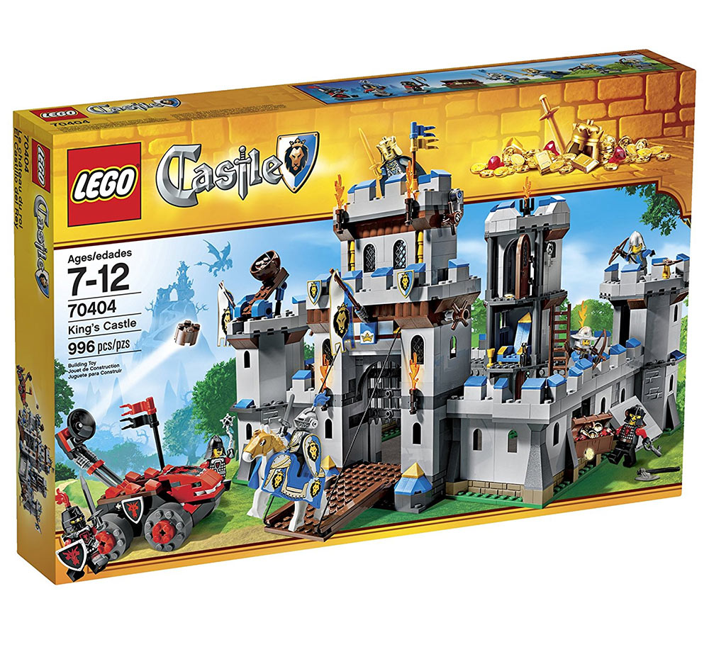 Castillo LEGO 70404