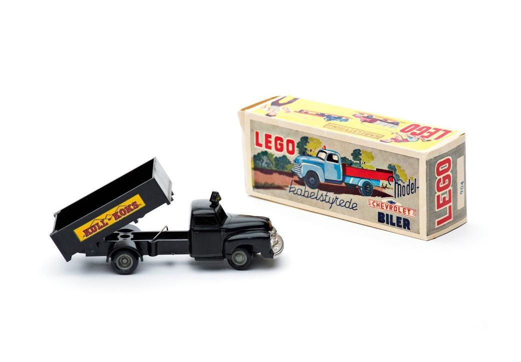 LEGO Chevrolet truck 904