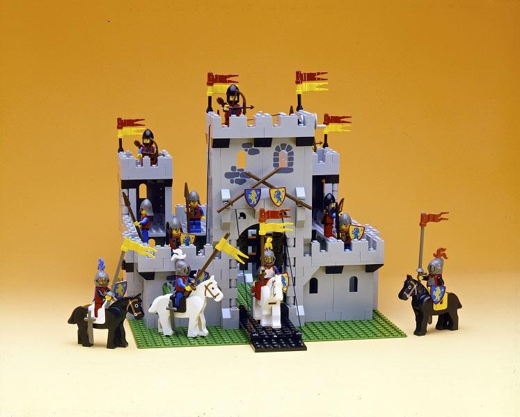 LEGO castle 1984