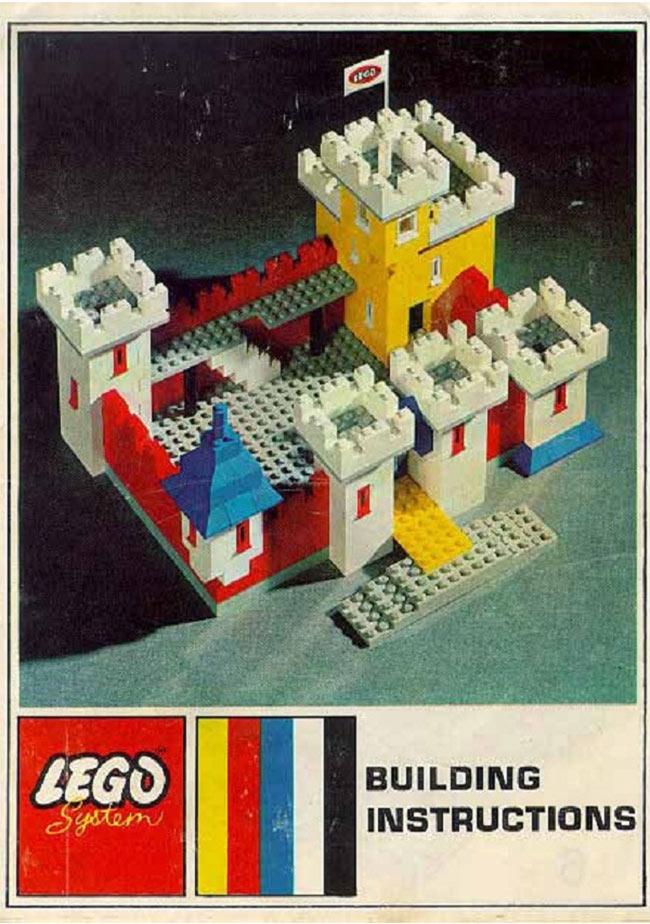 LEGO Weetabix Castle, 1970