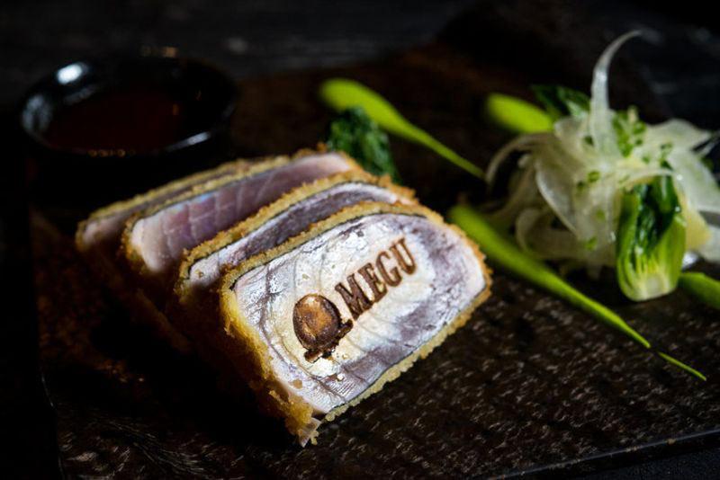 Megu tuna katsu
