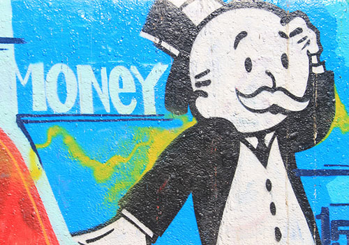 Money, Venice Beach