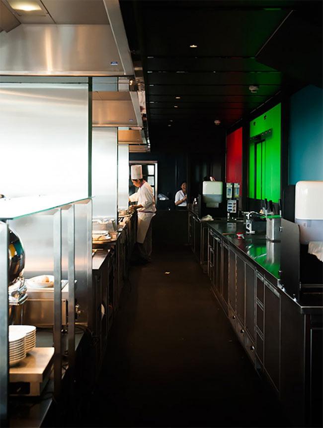 Oben restaurant