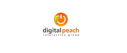 Digital Peach logo