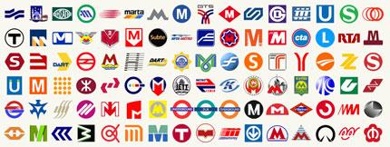 metro logos