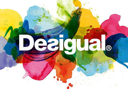 desigual-logo Desigual, butchered design tips