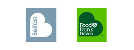 belfast devon logos