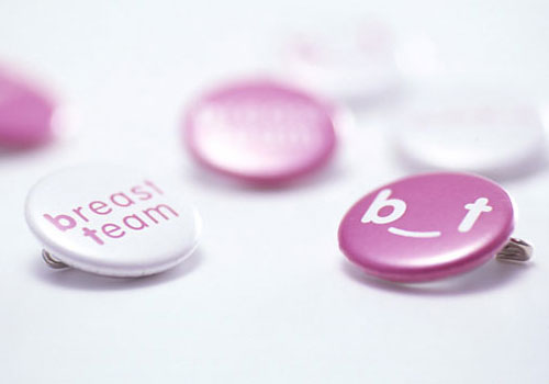 Breast Team logo