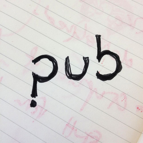 Pub quiz logo