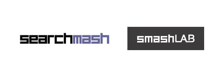 searchmash smashlab logos