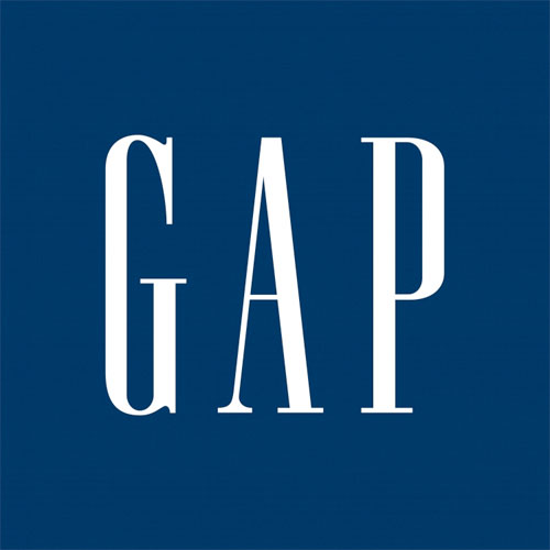 old Gap logo