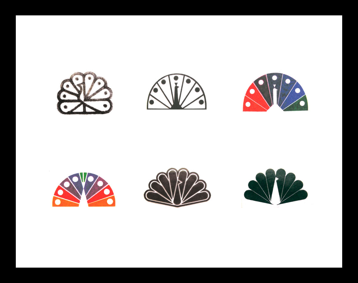 NBC logo alternatives