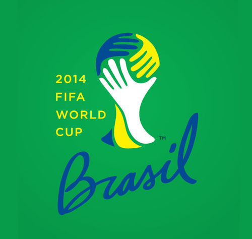 Brazil 2014 World Cup logo