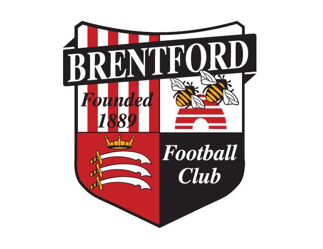 Brentford FC crest old