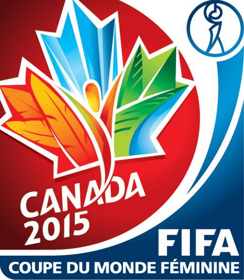 Canada 2015 World Cup logo
